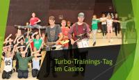 Turbo-Trainingstag im Casino