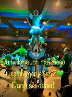 Probetraining des Seniortanzcorps